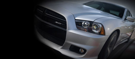 2014 Dodge Charger SRT performance