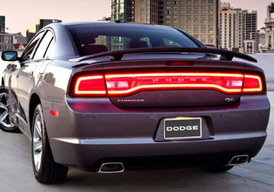 2014 Dodge Charger appearance