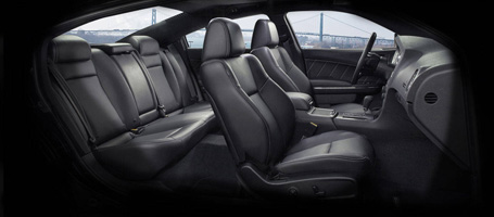 2014 Dodge Charger comfort