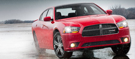 2014 Dodge Charger performance