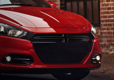 2014 Dodge Dart appearance