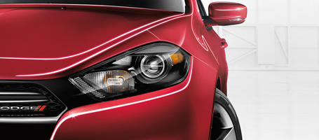 2014 Dodge Dart safety