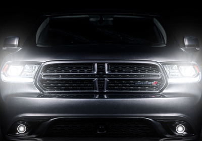 2014 Dodge Durango appearance