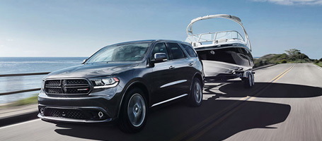 2014 Dodge Durango performance