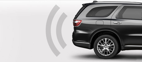 2014 Dodge Durango safety