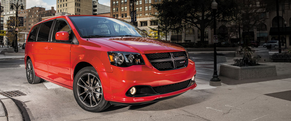 2014 Dodge Grand Caravan Appearance Main Img