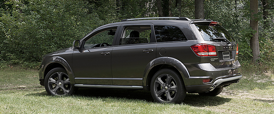 2014 Dodge Journey Appearance Main Img