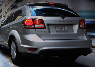 2014 Dodge Journey appearance