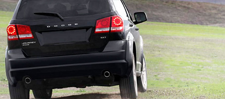 2014 Dodge Journey performance