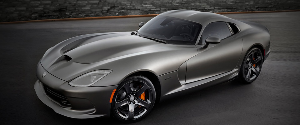 2014 Dodge Viper SRT Appearance Main Img