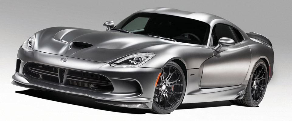 2014 Dodge Viper SRT Main Img