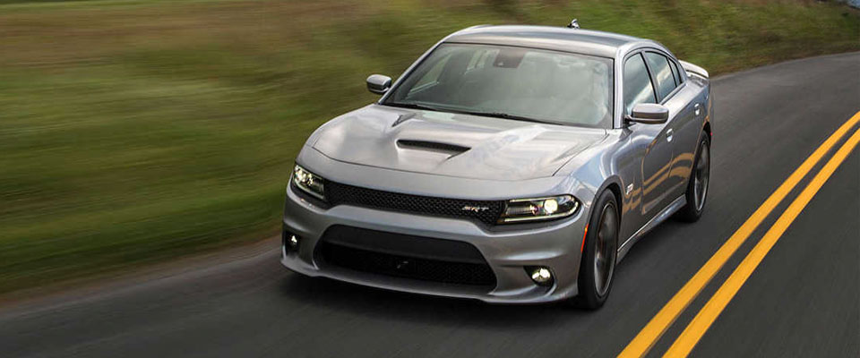 2015 Dodge Charger Appearance Main Img
