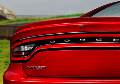 2015 Dodge Charger appearance