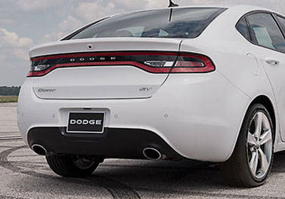 2015 Dodge Dart appearance