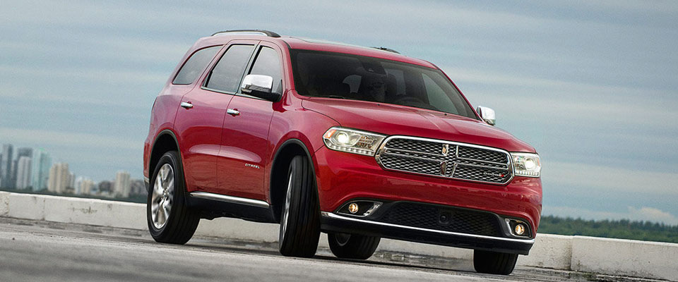 2015 Dodge Durango Appearance Main Img