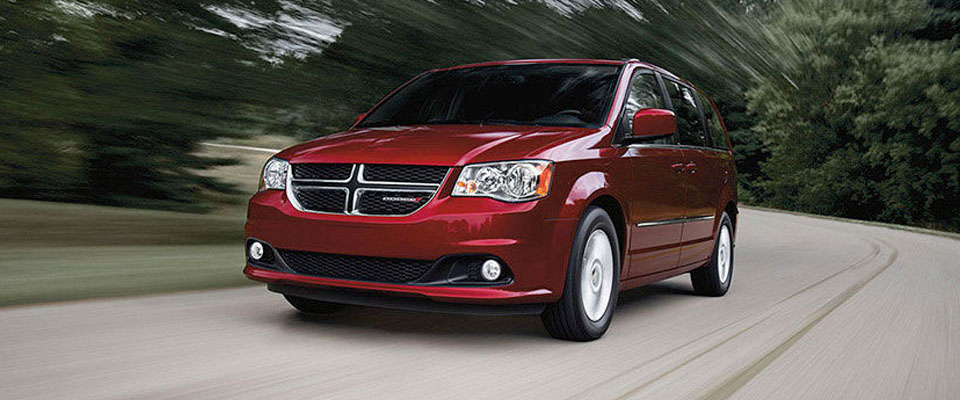 2015 Dodge Grand Caravan Appearance Main Img
