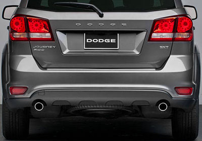 2015 Dodge Journey appearance