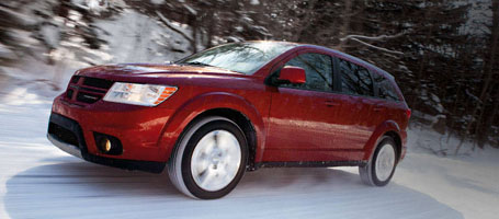 2015 Dodge Journey performance