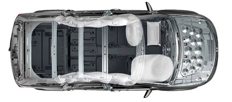 2015 Dodge Journey safety