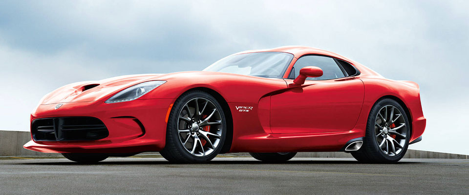 2015 Dodge Viper Appearance Main Img