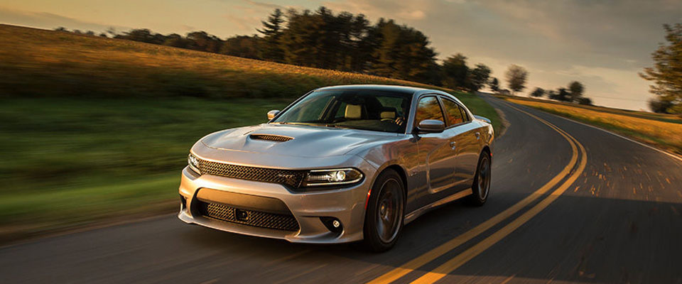 2016 Dodge Charger Appearance Main Img