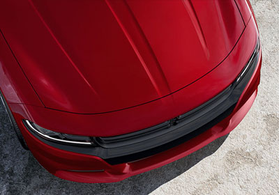 2016 Dodge Charger appearance