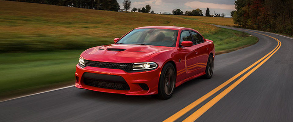 2016 Dodge Charger Main Img