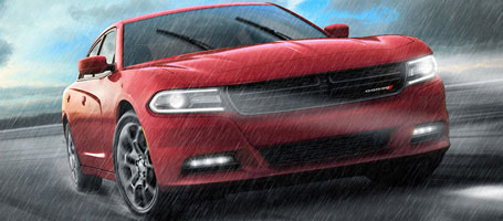 2016 Dodge Charger safety