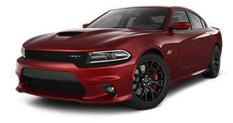 Charger SRT 392