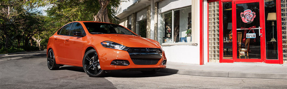 2016 Dodge Dart Safety Main Img