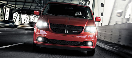 2016 Dodge Grand Caravan performance