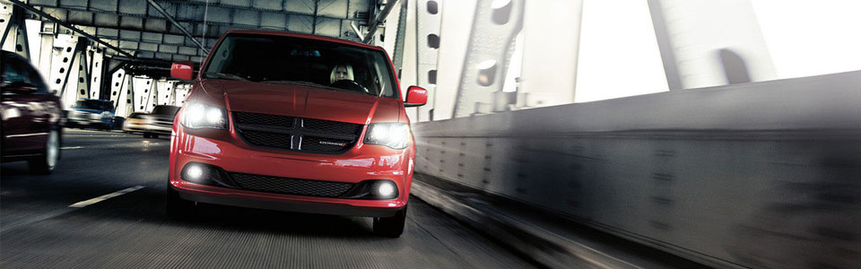 2016 Dodge Grand Caravan Safety Main Img