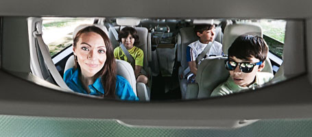 2016 Dodge Grand Caravan safety