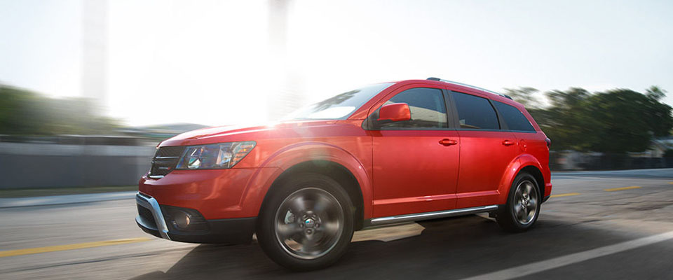 2016 Dodge Journey Appearance Main Img