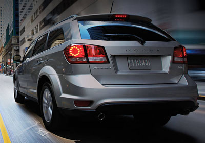 2016 Dodge Journey appearance