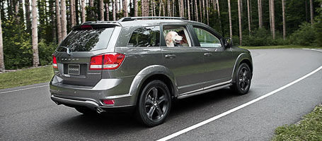 2016 Dodge Journey safety