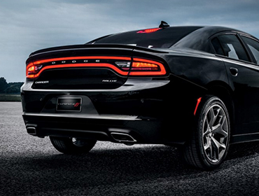 2017 Dodge Charger appearance