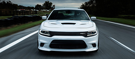 2017 Dodge Charger performance