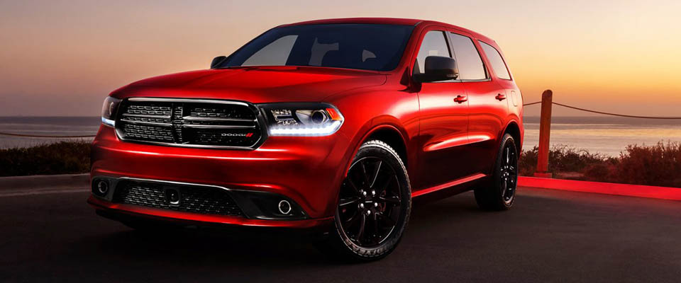 2017 Dodge Durango Appearance Main Img