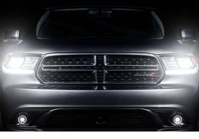 2017 Dodge Durango appearance