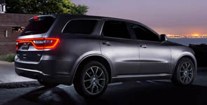 2017 Dodge Durango performance
