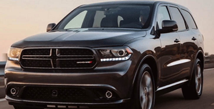 2017 Dodge Durango safety