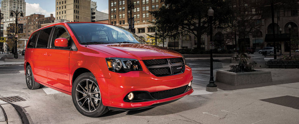 2017 Dodge Grand Caravan Appearance Main Img