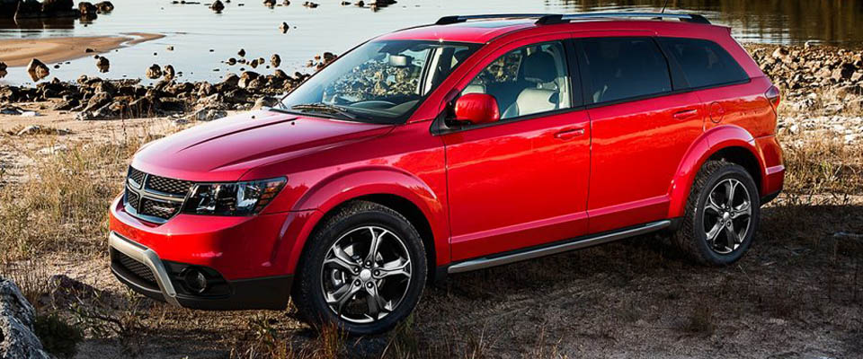 2017 Dodge Journey Appearance Main Img