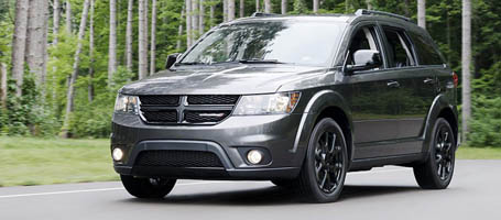2017 Dodge Journey performance