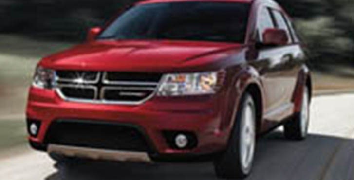 2017 Dodge Journey safety