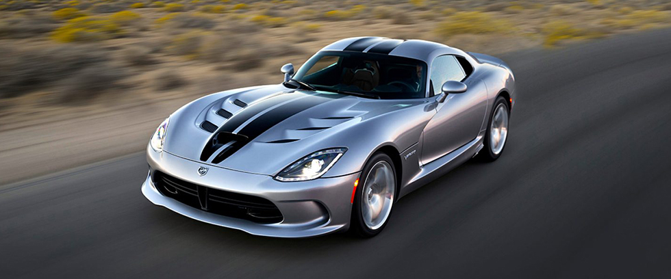 2017 Dodge Viper Appearance Main Img