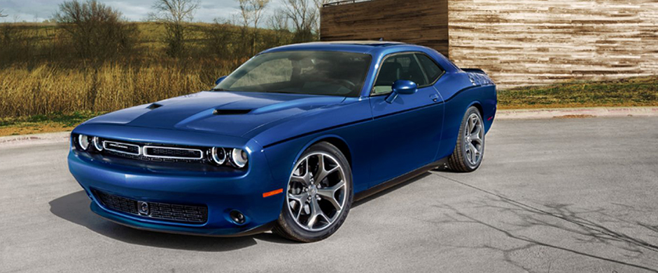 2018 Dodge Challenger Main Img