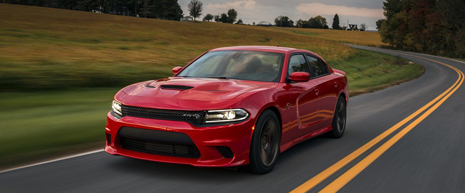 2018 Dodge Charger Main Img