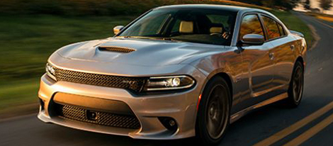 2018 Dodge Charger safety